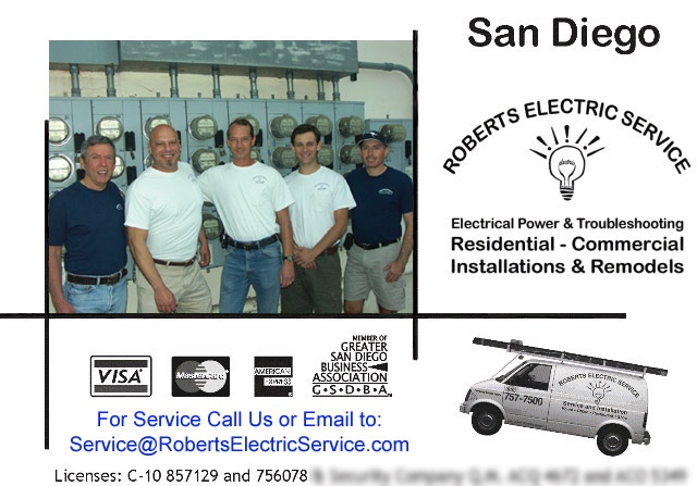 Gay Friendly Electricians in San Diego