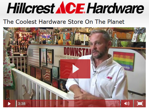 News The Coolest Hardware Store On The Planet